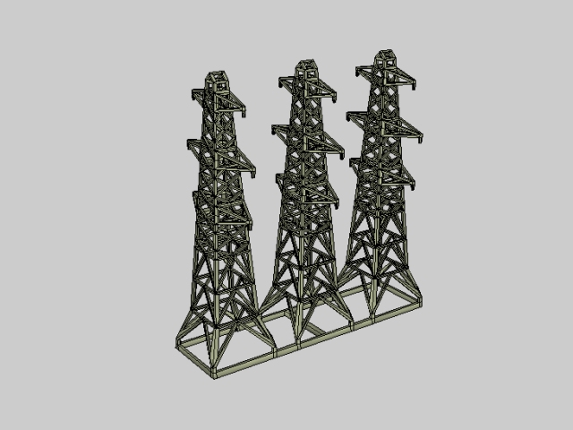 Power Pylons