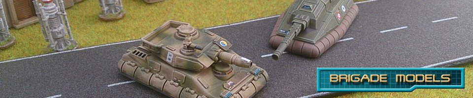 Brigade Models - Previews, new releases, interesting stuff … and cakes !