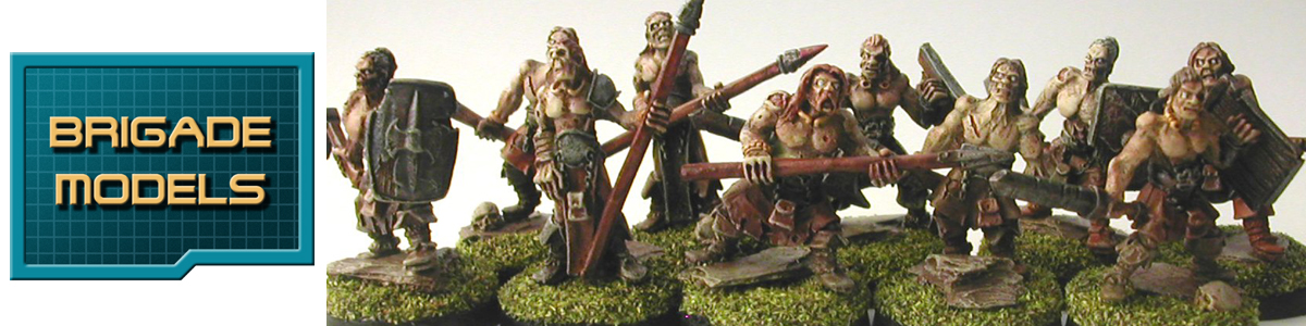 Brigade Models